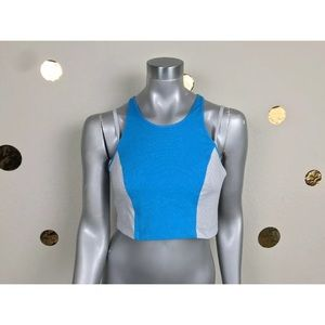 Under Armour Sport Build-in-Bra Cropped Sz L
